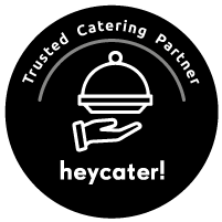 Hey!Cater Badge
